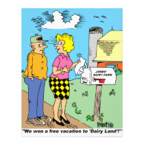 FARM CARTOON GIFTWARE FOR FARMERS FLYER