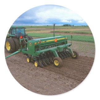 Farm Classic Round Sticker