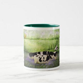 Farm Cow Mug