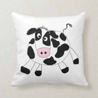 Farm Cow Pillow