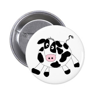 Farm Cow Tshirts and Gifts 2 Inch Round Button