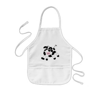 Farm Cow Tshirts and Gifts Kids' Apron