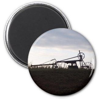 farm equipment 2 inch round magnet
