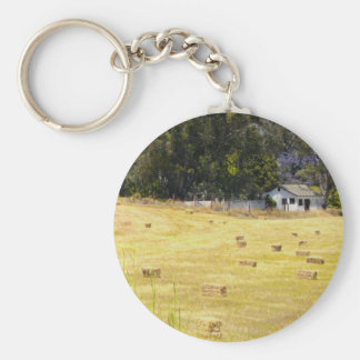 Farm Field Key Chains