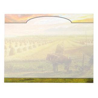 Farm - Finland - Field of hope 1899 Notepad