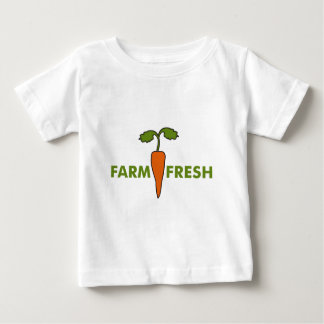 Farm Fresh Baby T-Shirt