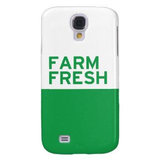 Farm Fresh Galaxy S4 Cover