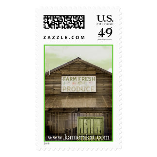 Farm Fresh Produce Stamp