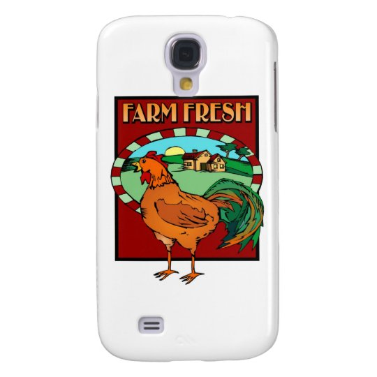 Farm Fresh Samsung Galaxy S4 Cover