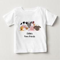 Farm Friends Kid's T-Shirt
