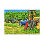 Farm Gallery Wrap Canvas