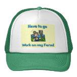 Farm gifts trucker hats