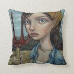 Farm Girl Pillow