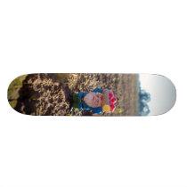 Farm Gnome Skateboard