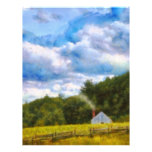 Farm - Home on the range II Letterhead
