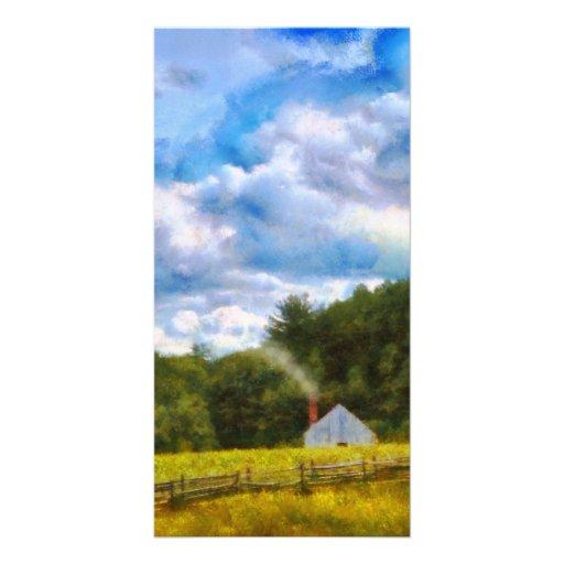 Farm - Home on the range II Photo Cards