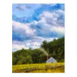 Farm - Home on the range II Postcard