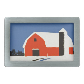 Farm & Home Week Belt Buckle