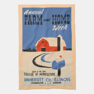 Farm & Home Week Kitchen Towels