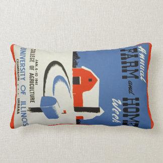 Farm & Home Week Pillow