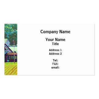 Farm Homestead Business Card