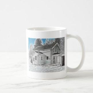 Farm House 1 Enhanced Oil Coffee Mug