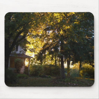 Farm House Country Living Barn Mousepad Mouse Pad