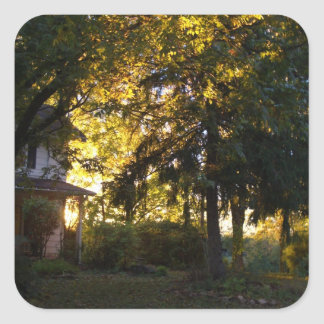 Farm House - CricketDiane Country Living Stuff Sticker