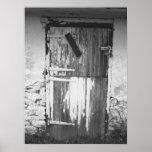 """""""Farm House Door""""  Poster"""