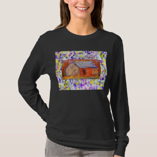 farm house purple drip T-Shirt