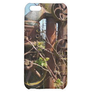 Farm Implement by Uncle Junk Cover For iPhone 5C