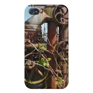 Farm Implement by Uncle Junk iPhone 4/4S Covers
