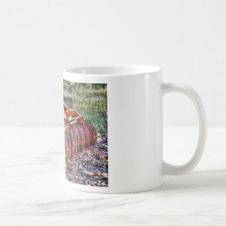 FARM IMPLEMENT RURAL QUEENSLAND AUSTRALIA CLASSIC WHITE COFFEE MUG