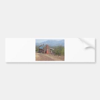 Farm in Thabazimbi, South Africa Bumper Sticker