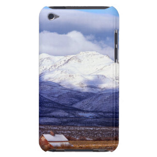 Farm in the Owyhee Mountains Idaho Barely There iPod Covers
