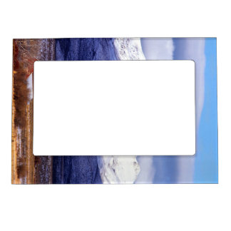 Farm in the Owyhee Mountains Idaho Magnetic Frame