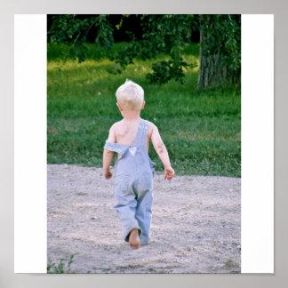 farm kid poster