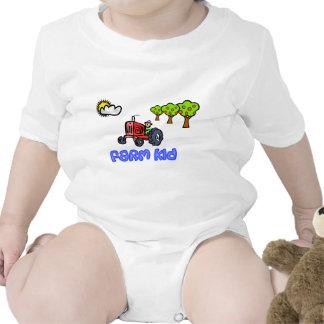 Farm Kid Tractor T-Shirt
