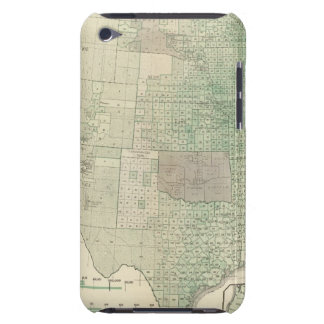 Farm land by counties Case-Mate iPod touch case