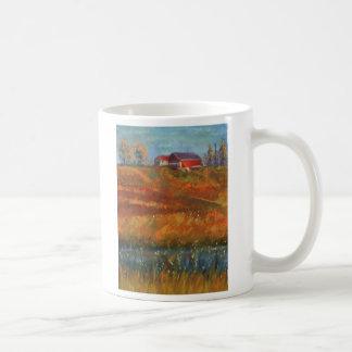 FARM LANDSCAPE HI-RES COFFEE MUG