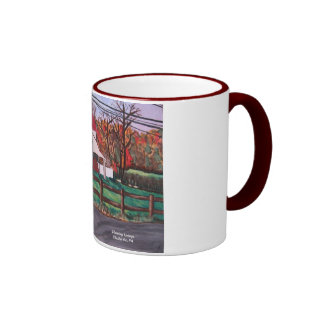 Farm Landscape mug