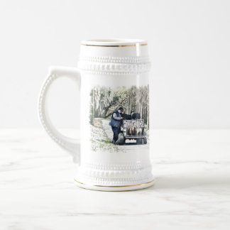 FARM LIFE BEER STEIN