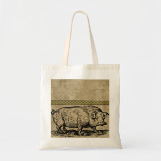 Farm Life Canvas Bags