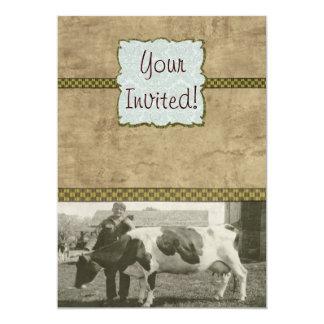 Farm Life Card