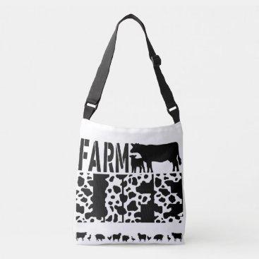 Farm Life Crossbody Bag