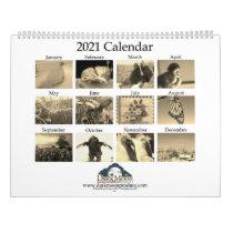 Farm Life - Dark Moon Produce - 2021 Calendar