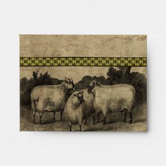 Farm Life Envelopes
