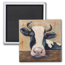 Farm Life - Gunther the Cow Magnet