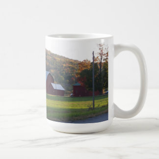 Farm Life in New York Coffee Mug