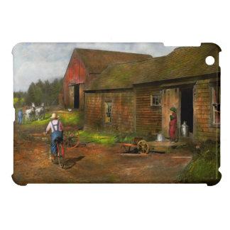 Farm - Life on the farm 1940s iPad Mini Case